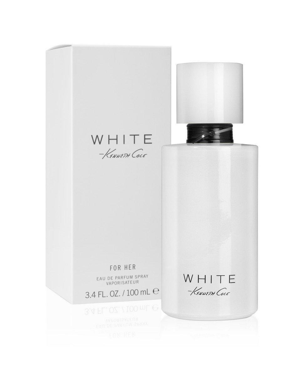 White perfume