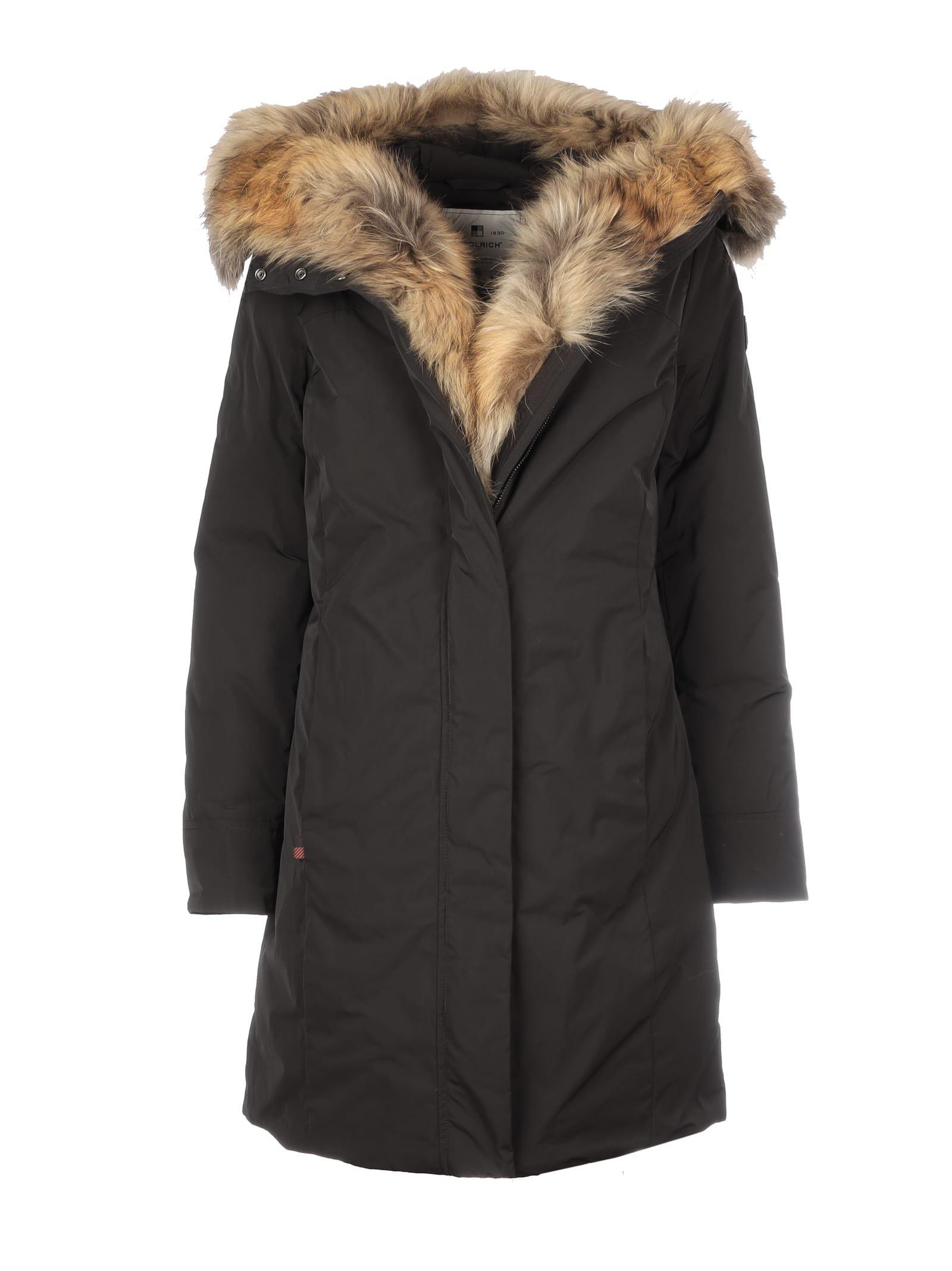 Woolrich Luxury Bolder Coat