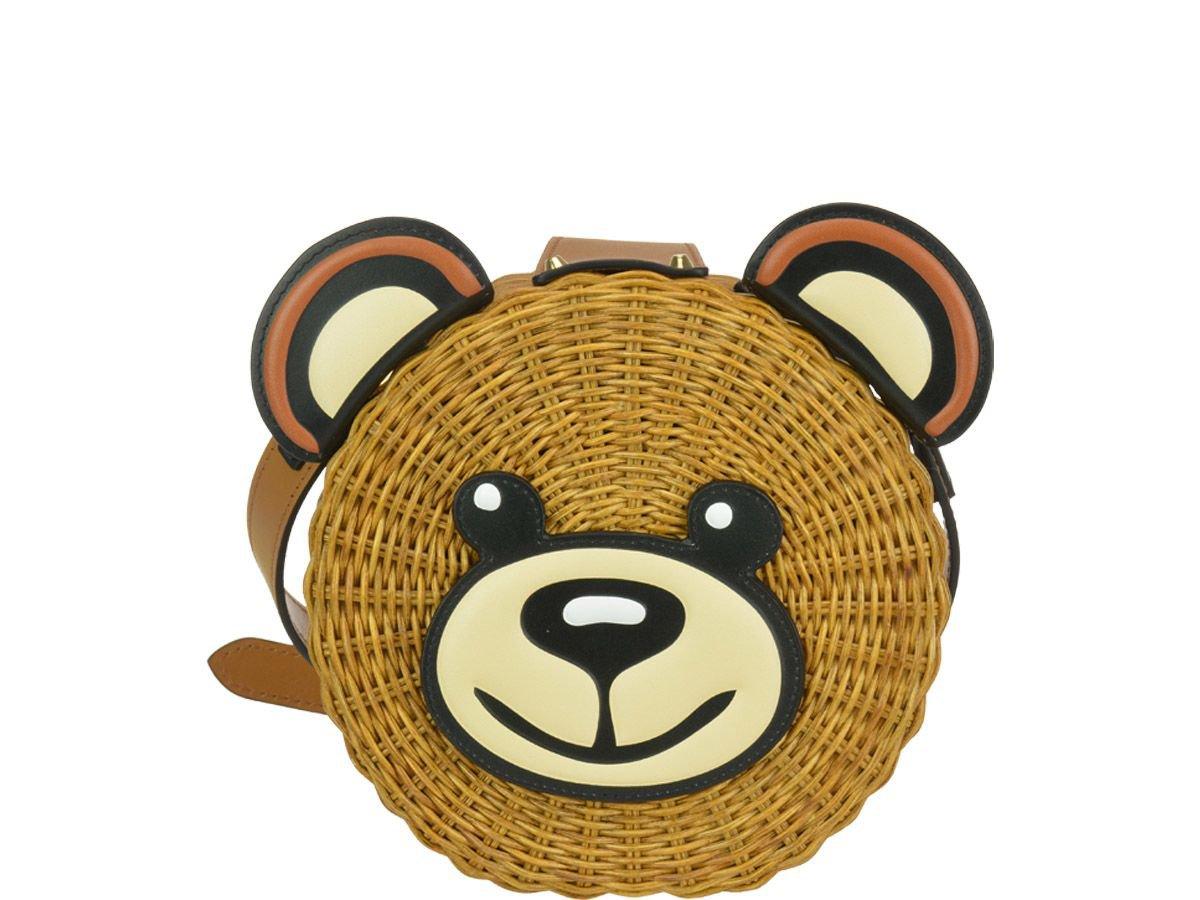 Moschino Ready To Bear Crossbody Bag
