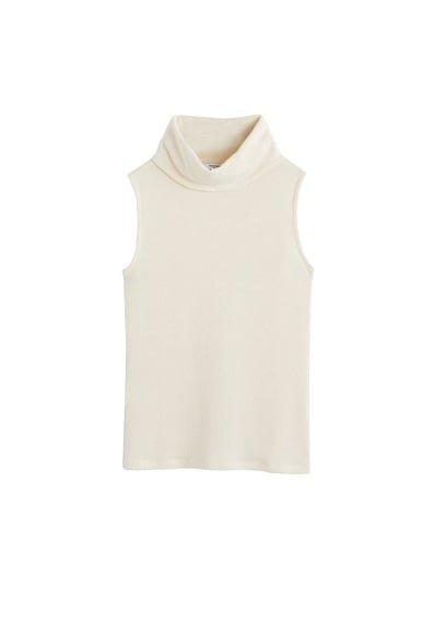 MANGO Towel fabric top
