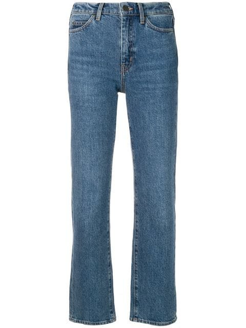 Mih Jeans Daily crop jeans £417 - Shop Online - Fast Global Shipping, Price