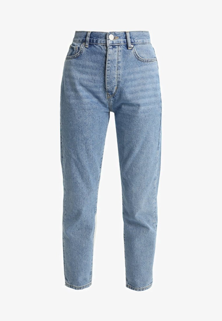 Bik Bok MOM STONE - Relaxed fit jeans