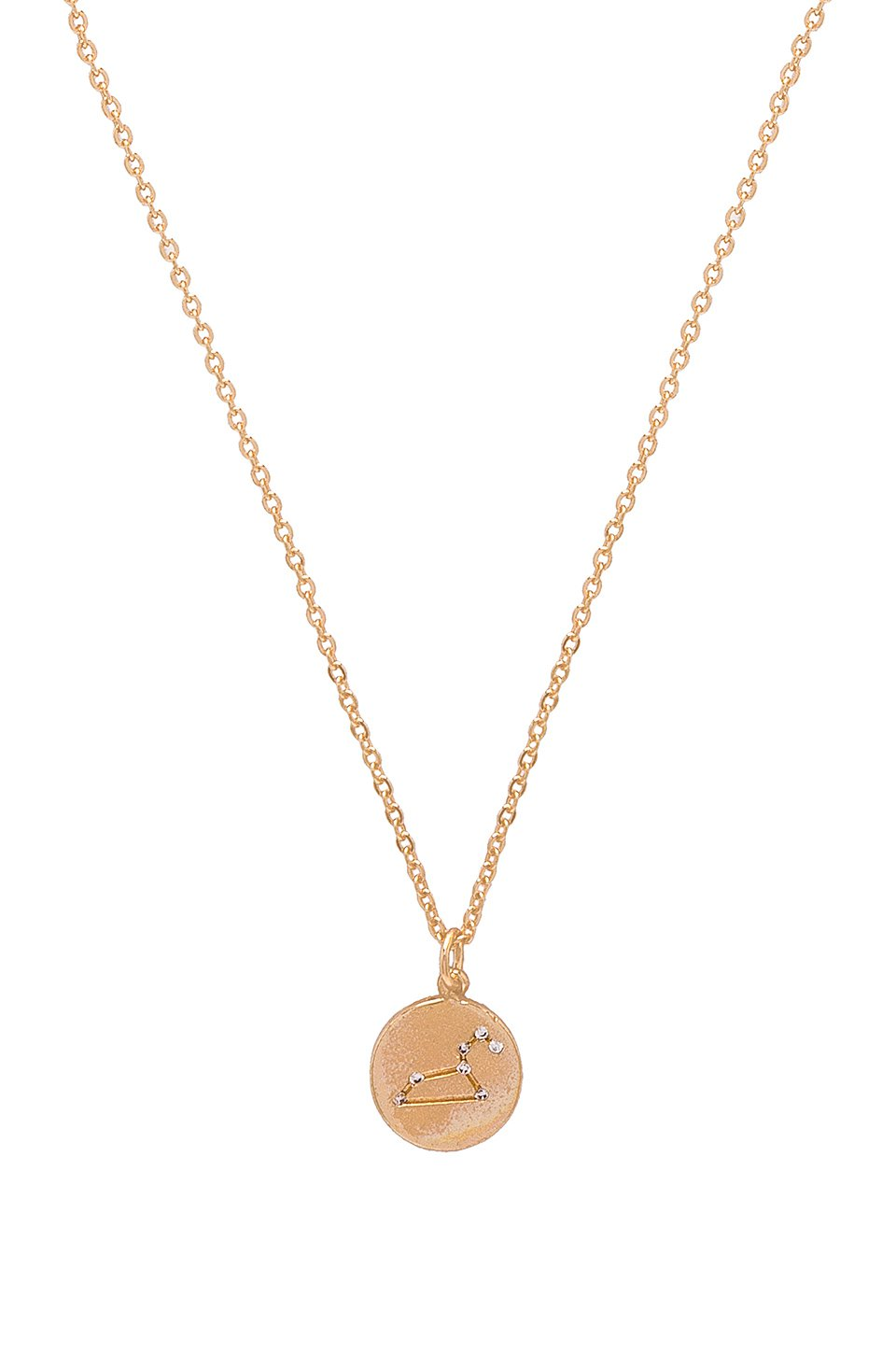Written in the Stars Leo Necklace