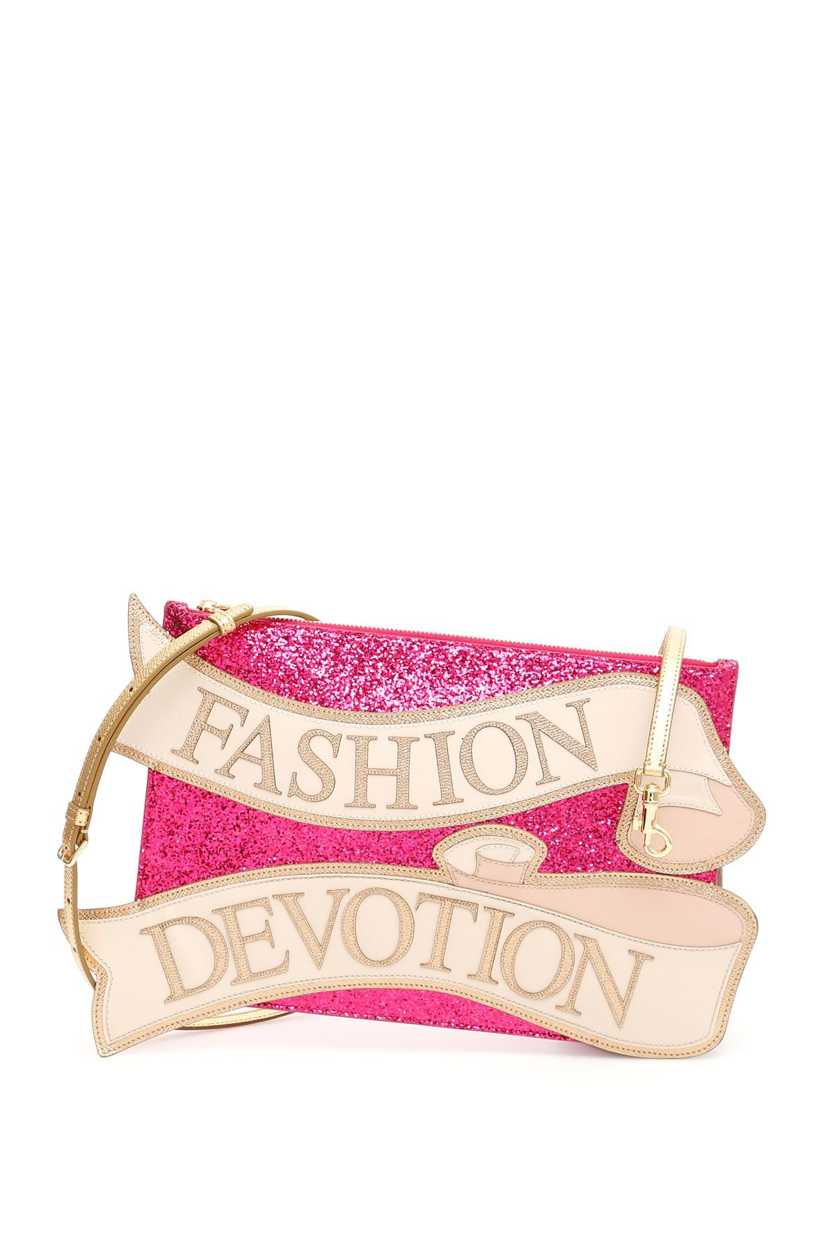Dolce & Gabbana Fashion Devotion Clutch