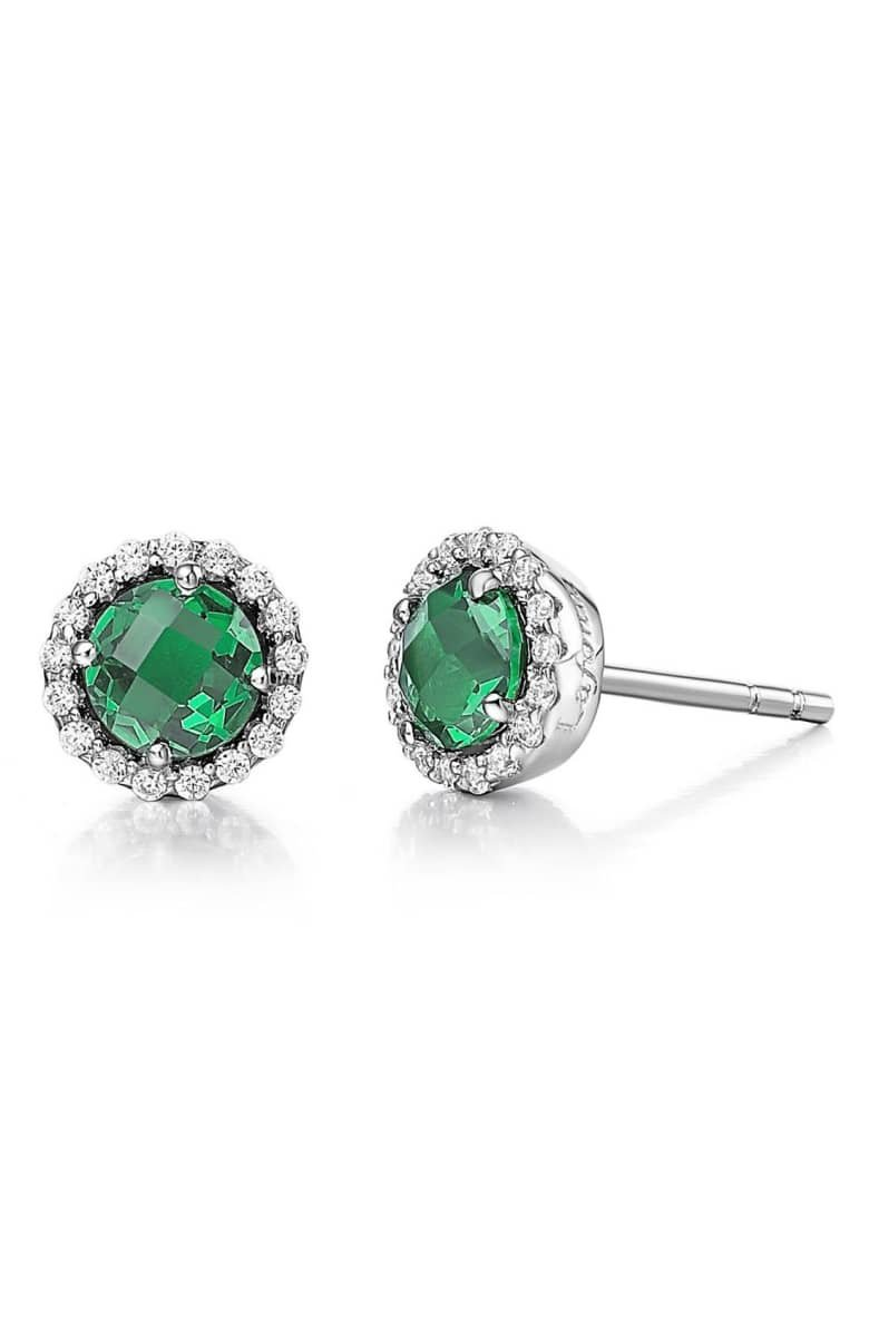 Lafonn Birthstone Stud Earrings | Nordstrom
