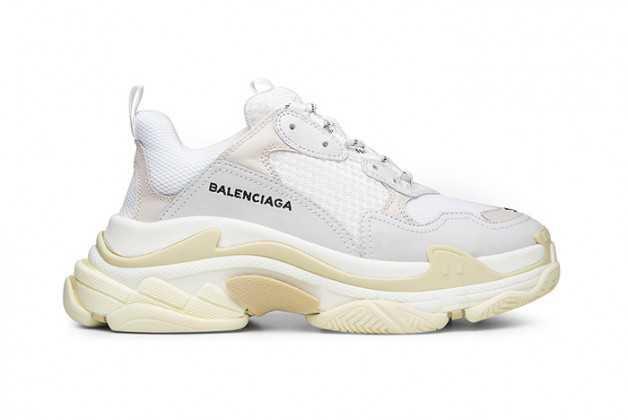 Balenciaga Triple S: nouveaux Coloris - Le Site de la Sneaker