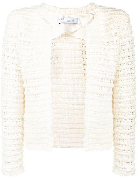 IRO Startle cropped jacket