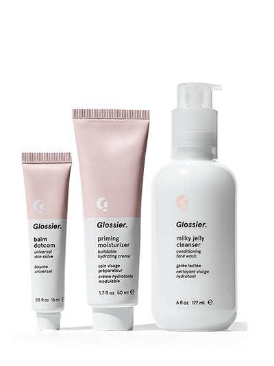 Facial Cleanser: Milky Jelly Cleanser   Glossier