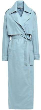 Anna Quan Inez Cotton-canvas Trench Coat