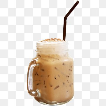 iced coffee png