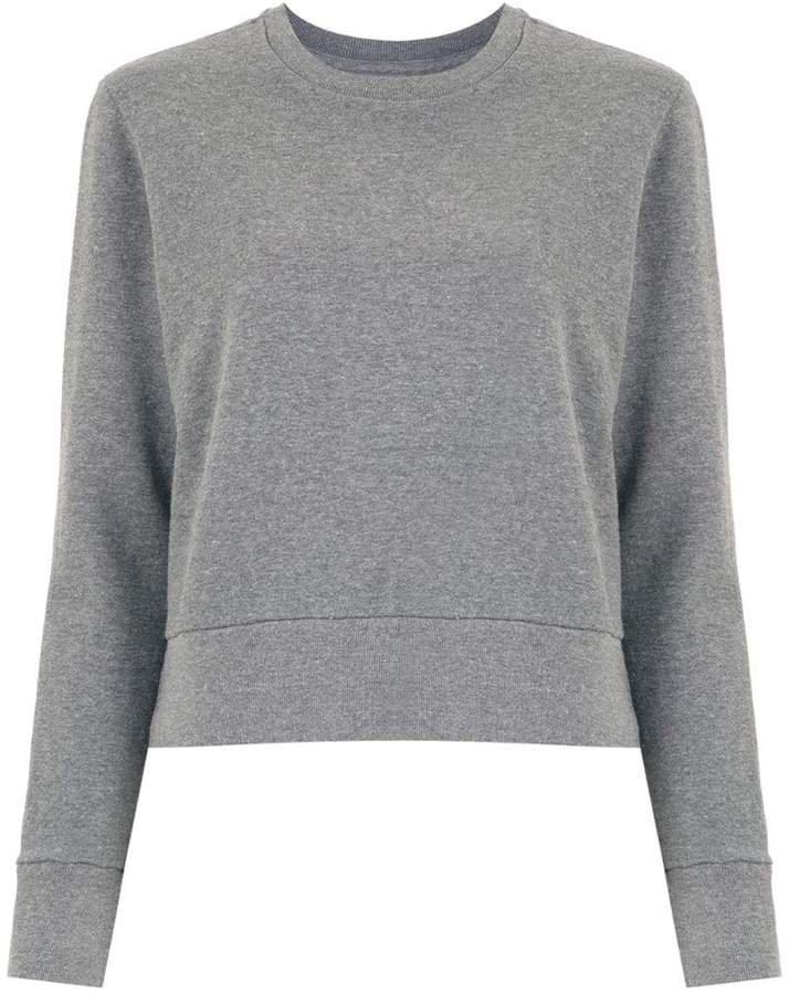 long sleeved sweatshirt