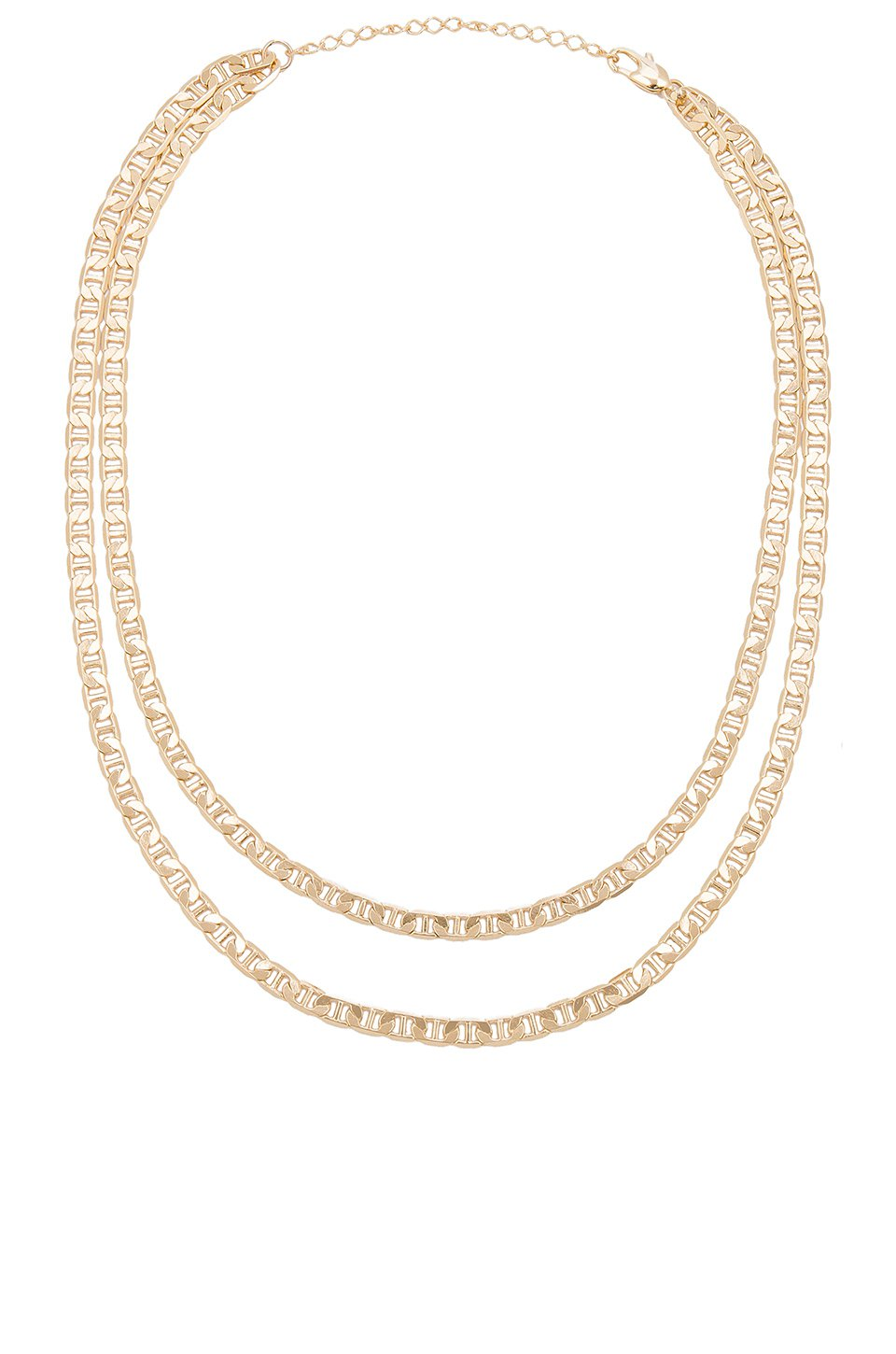 Mariner Double Necklace