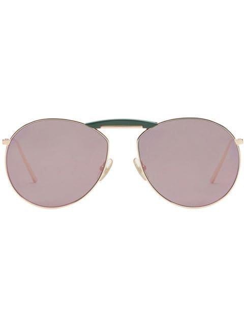 Fendi x Gentle Monster Round Sunglasses - Farfetch