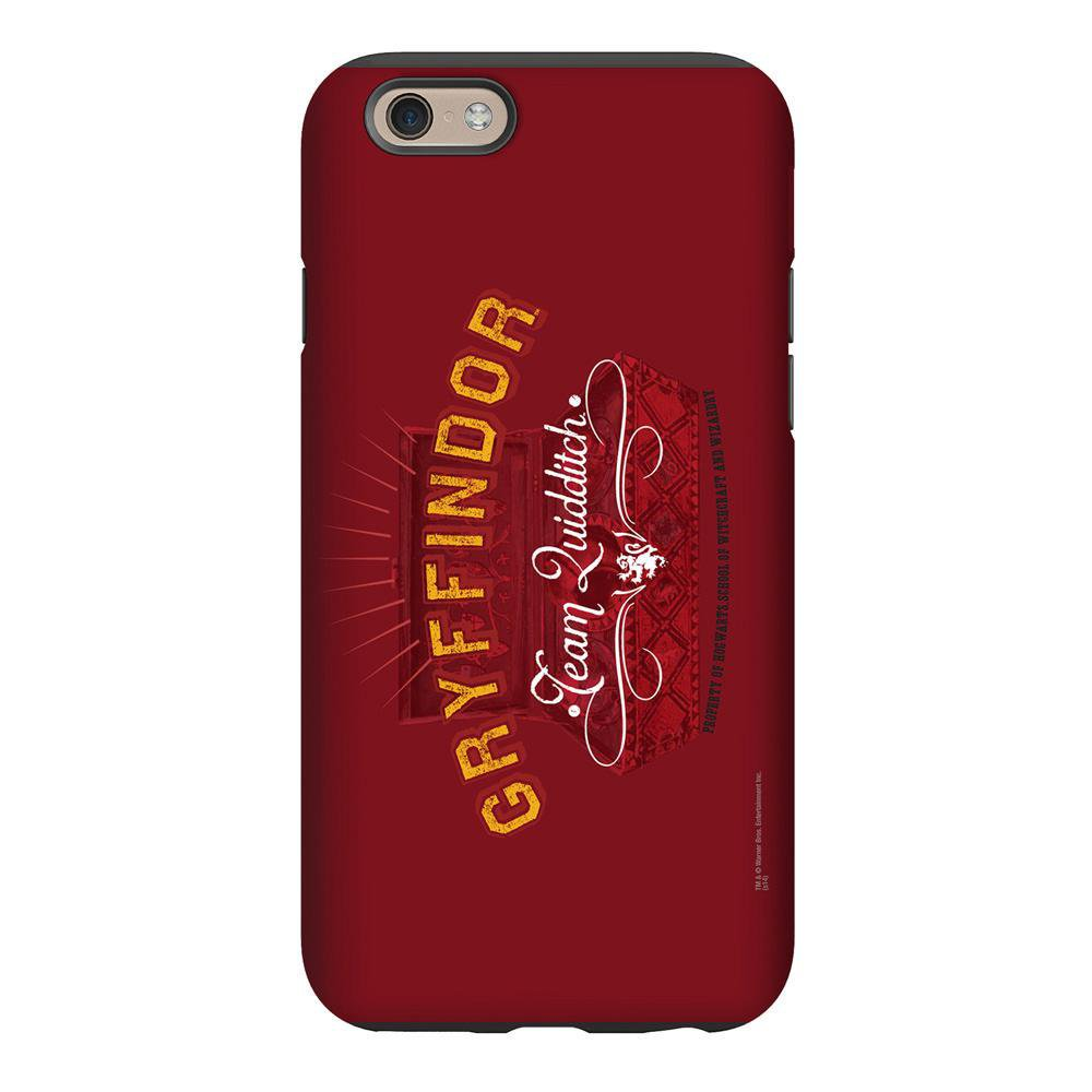 Quidditch Chest and Gryffindor Team Logo Phone Case for iPhone and Gal   Harry Potter Shop