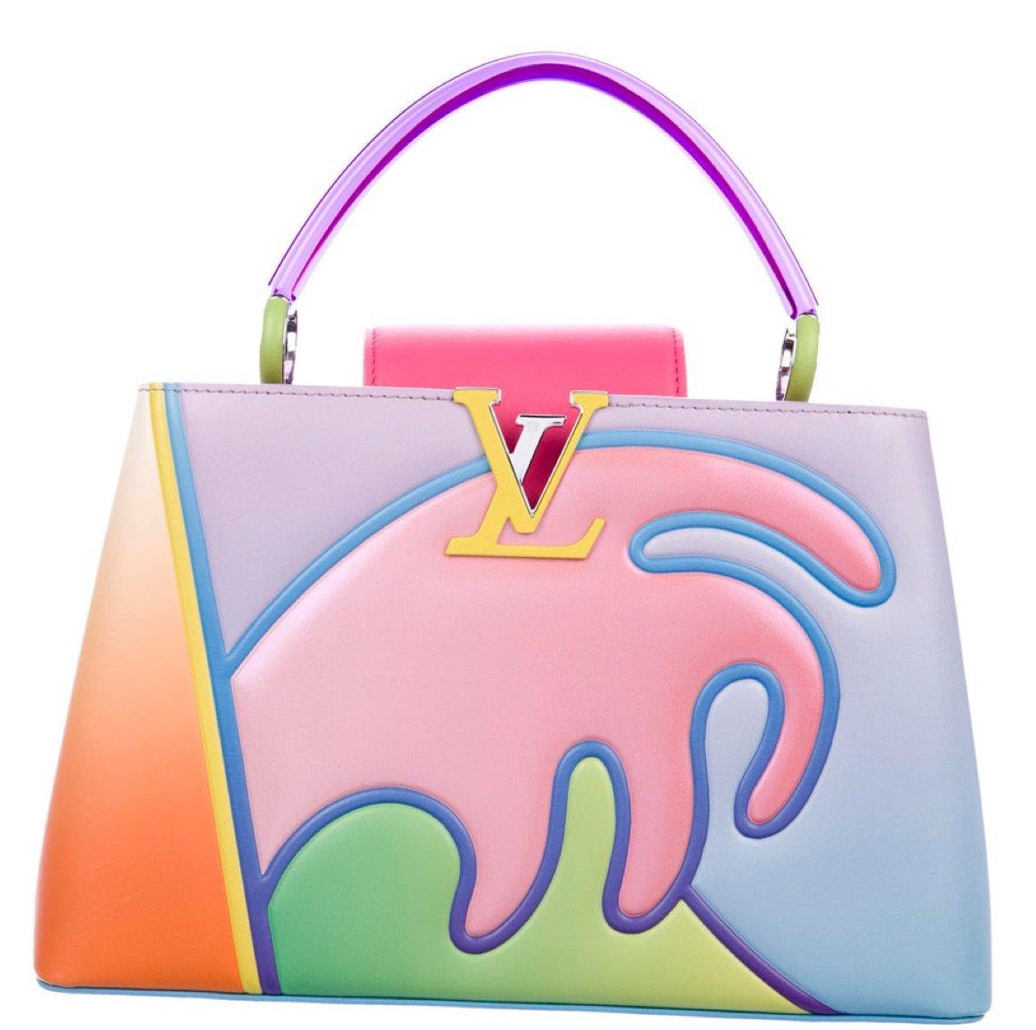 Louis Vuitton arty bag