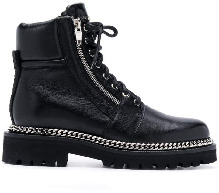 Ranger Army ankle boots