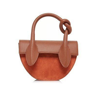 Half-Moon Knot Handle Fashion Tote (3 Colors) – Mary Cheffer