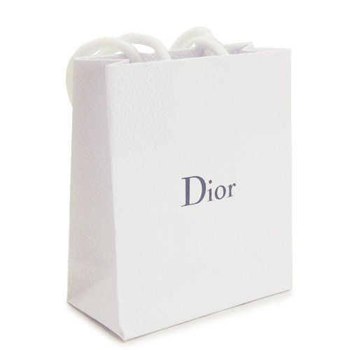Dior Shopping Bag