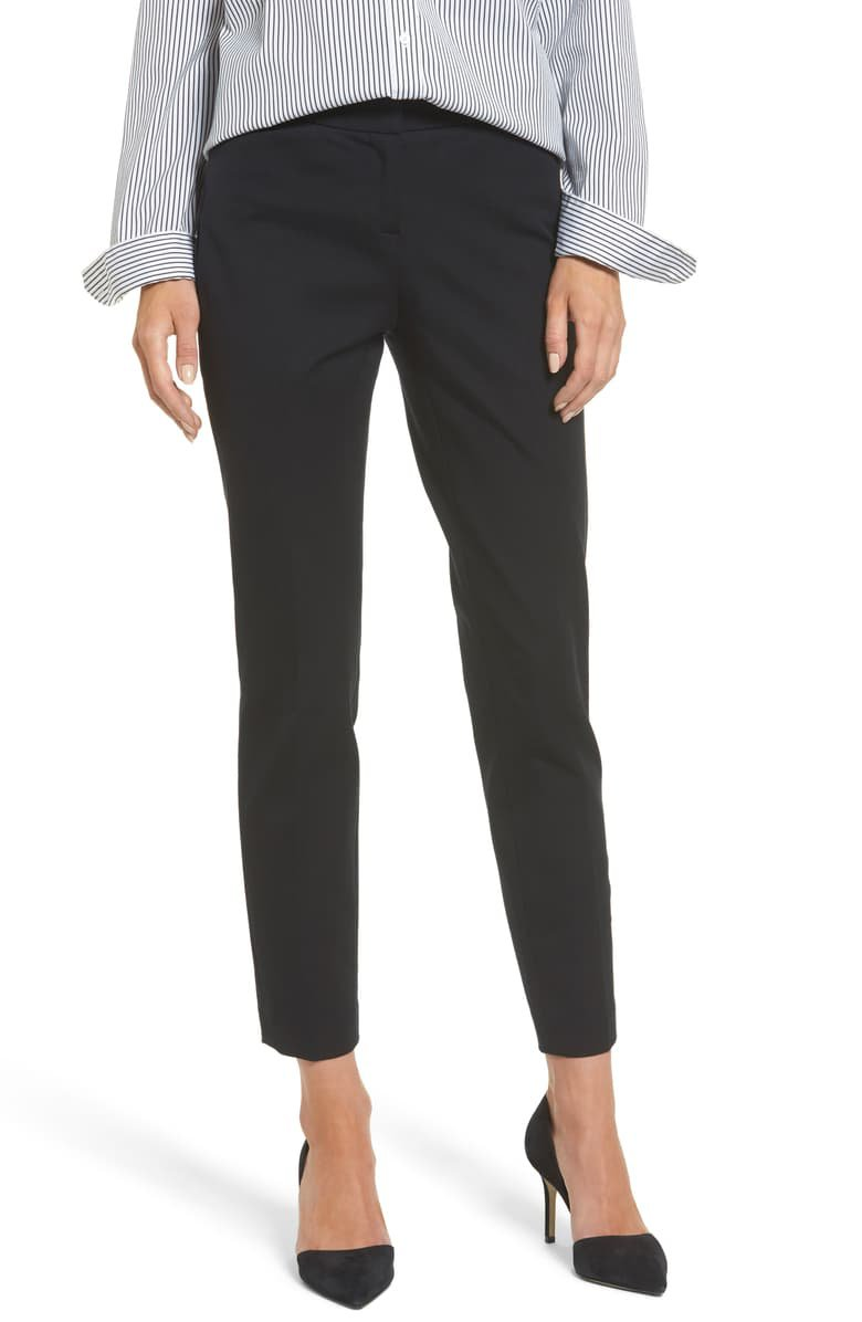Halogen® Ankle Pants (Regular, Petite & Plus Size) | Nordstrom