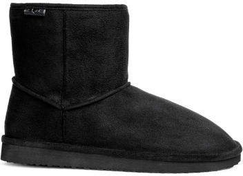 Soft boots - Black