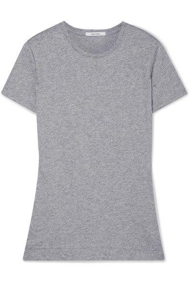 Adam Lippes | Pima cotton-jersey T-shirt | NET-A-PORTER.COM