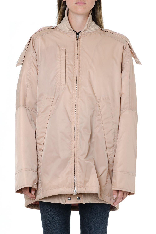 Acne Studios Light Pink Nylon Down Jacket