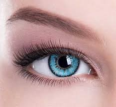 light blue contact lenses - Google Search