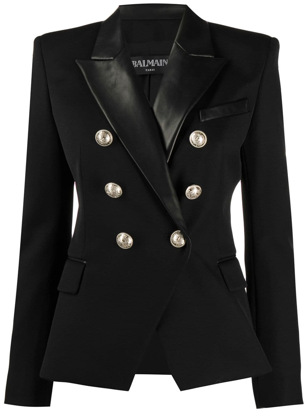 Balmain Double-breasted Blazer | Farfetch.com