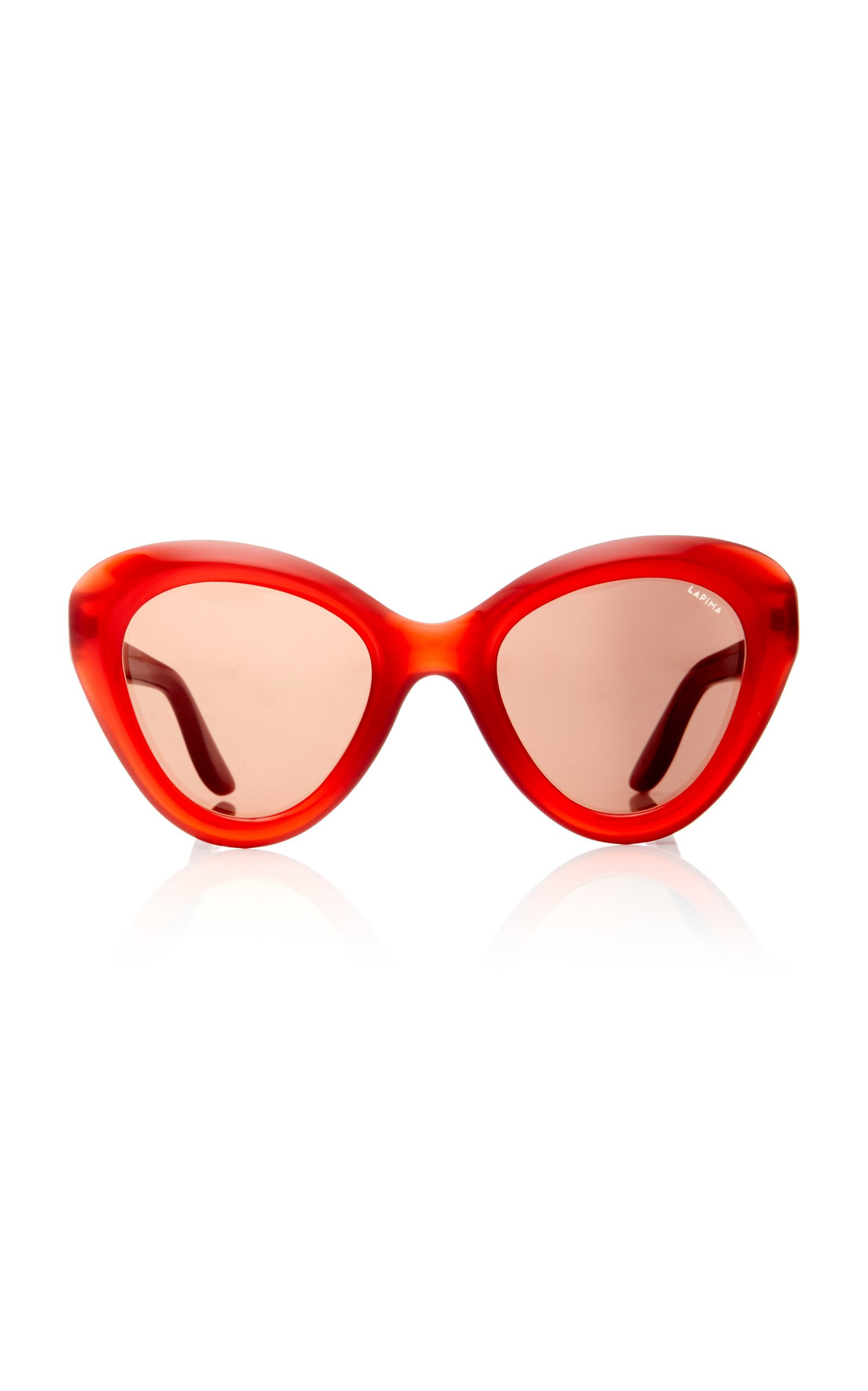 Lapima Rita Cat-Eye Acetate Sunglasses