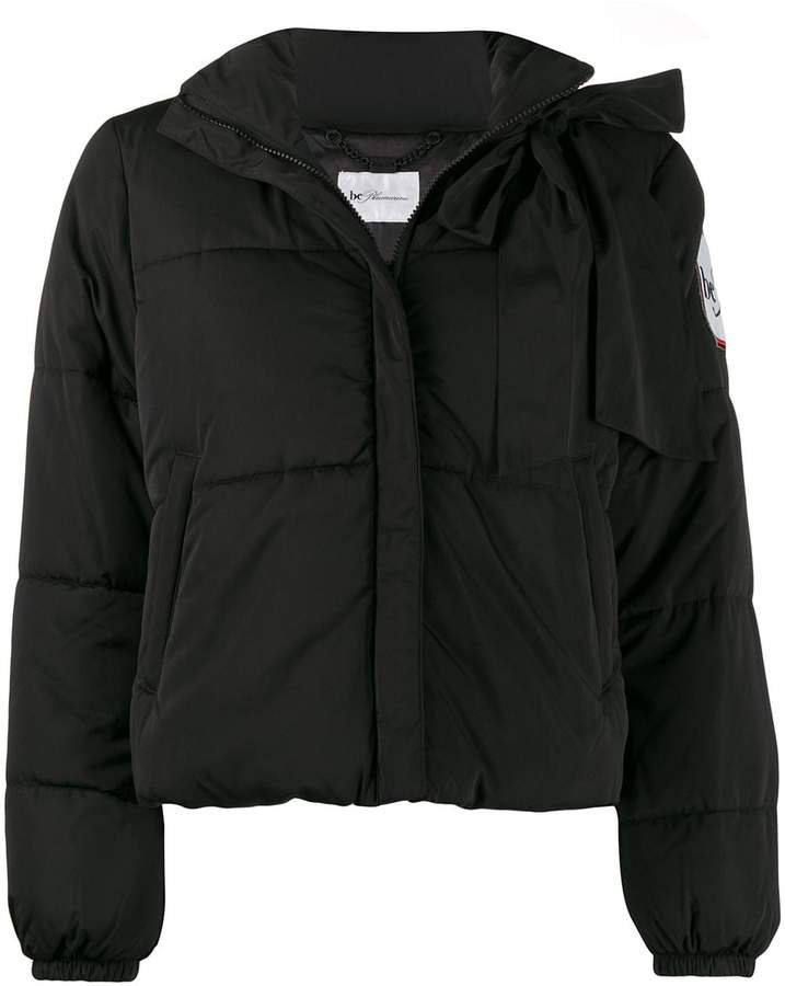 Be Hooded Puffer Jacket