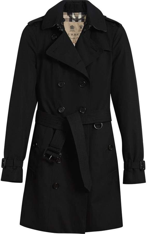 The Sandringham Mid-length Trench Coat