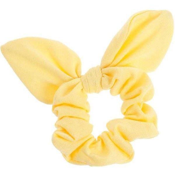 yellow scrunchie - Google Search