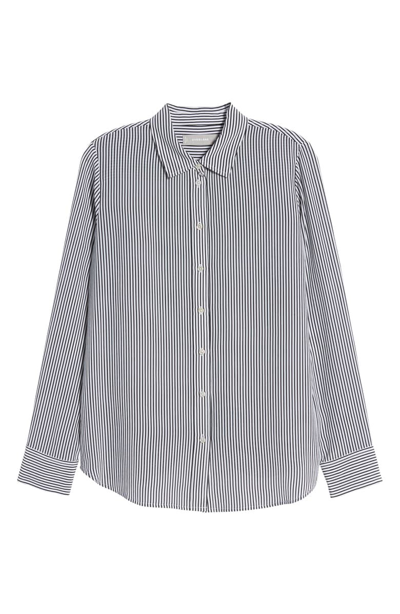 Everlane The Clean Silk Relaxed Shirt | Nordstrom
