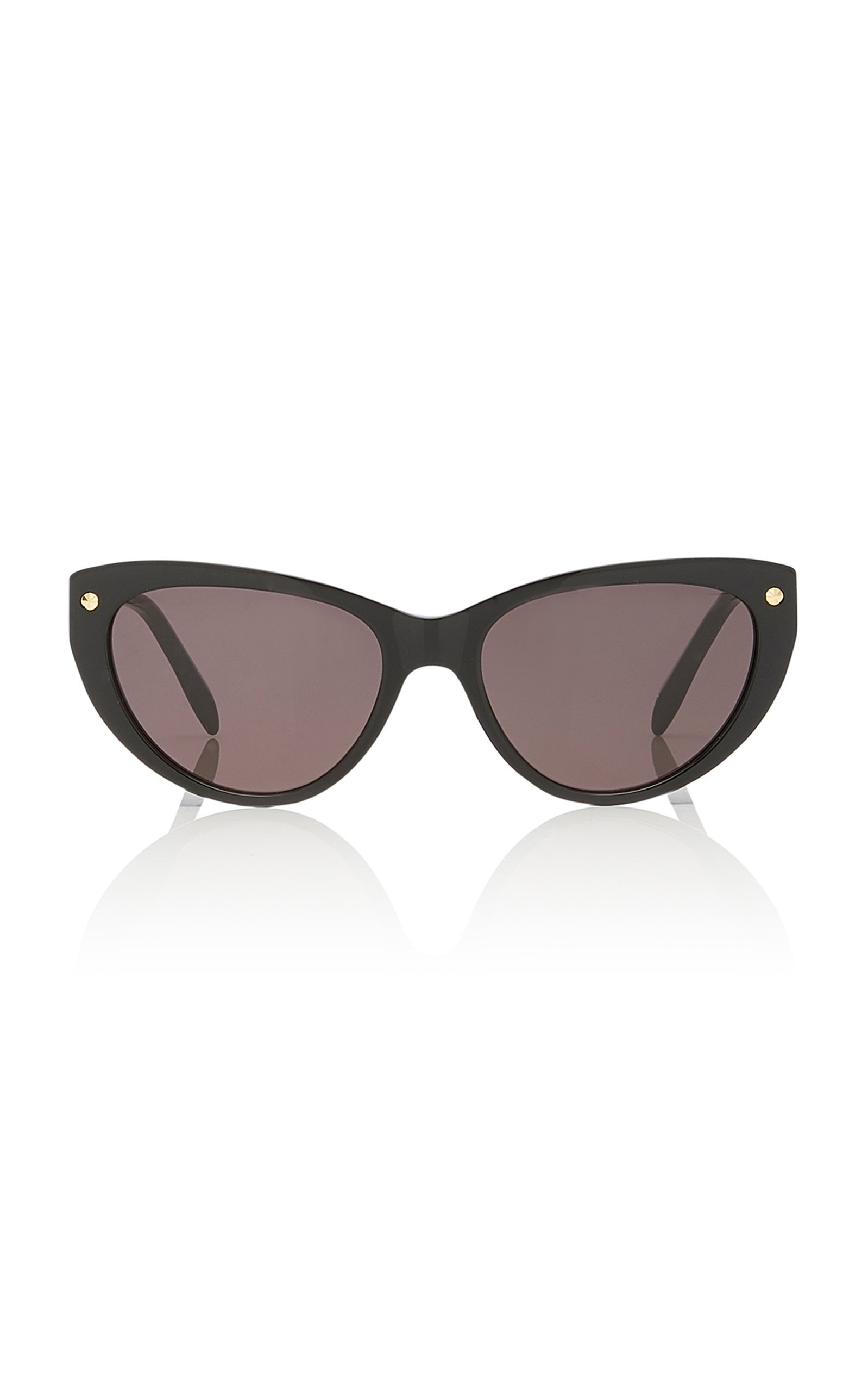 Alexander McQueen Sunglasses Cat-Eye Acetate Sunglasses