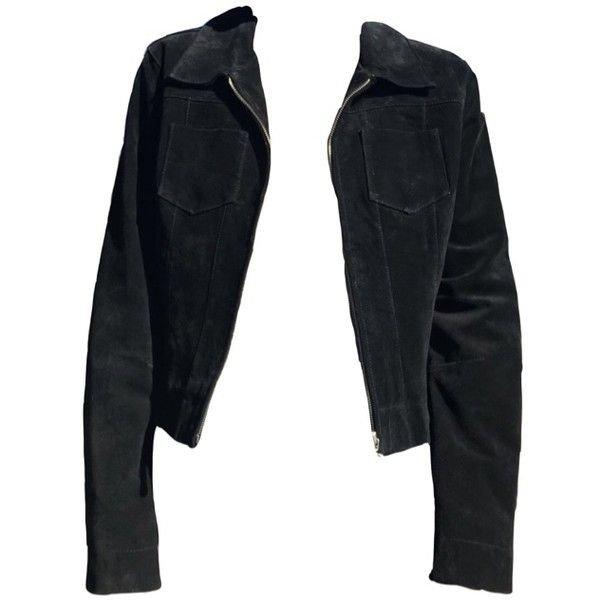 paolabw black jacket