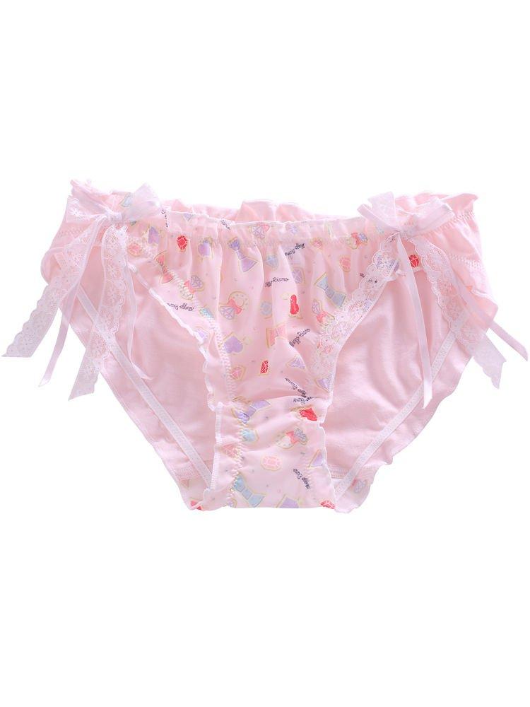 Buy Mimimint Print Panties | YesStyle