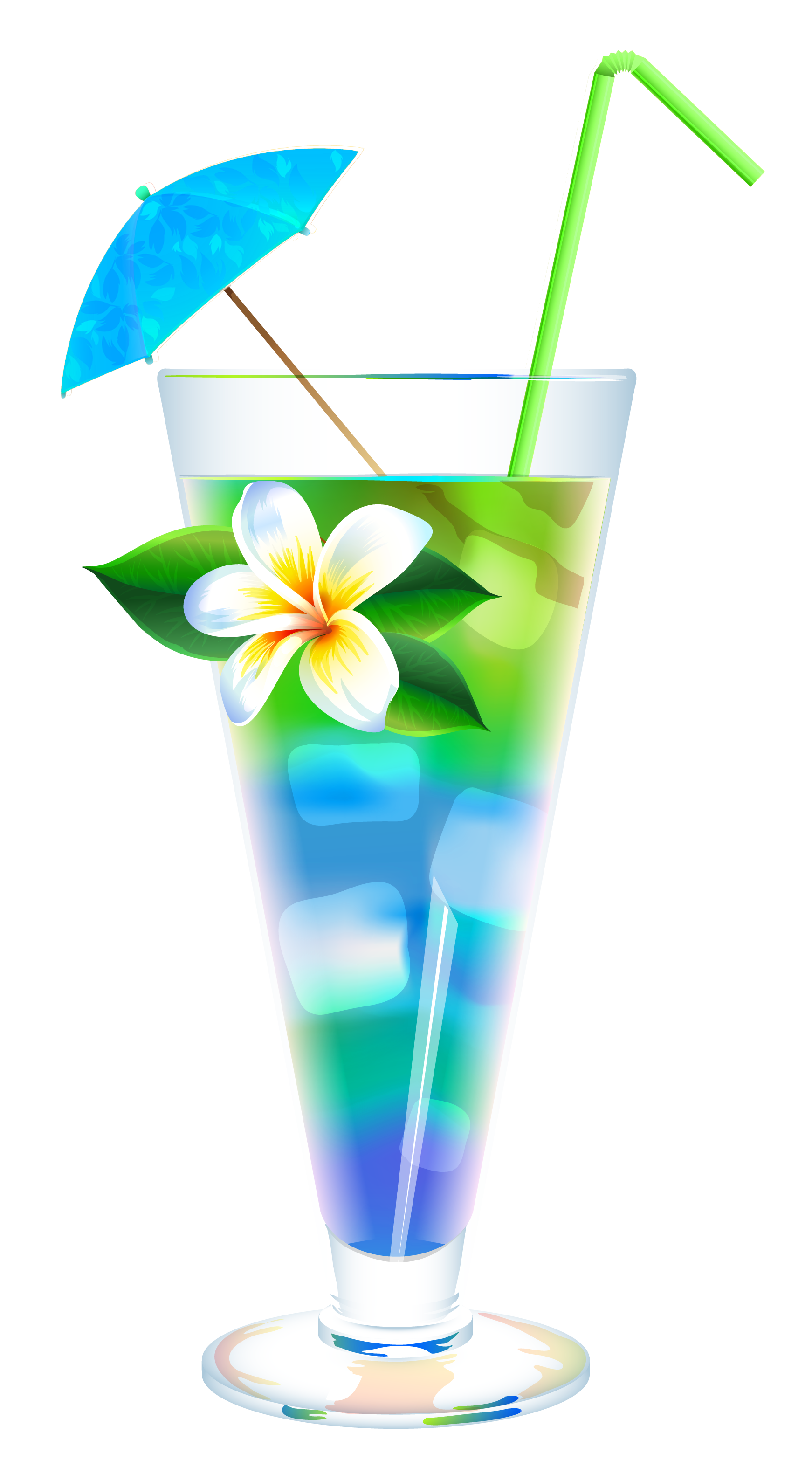 Exotic Summer Cocktail
