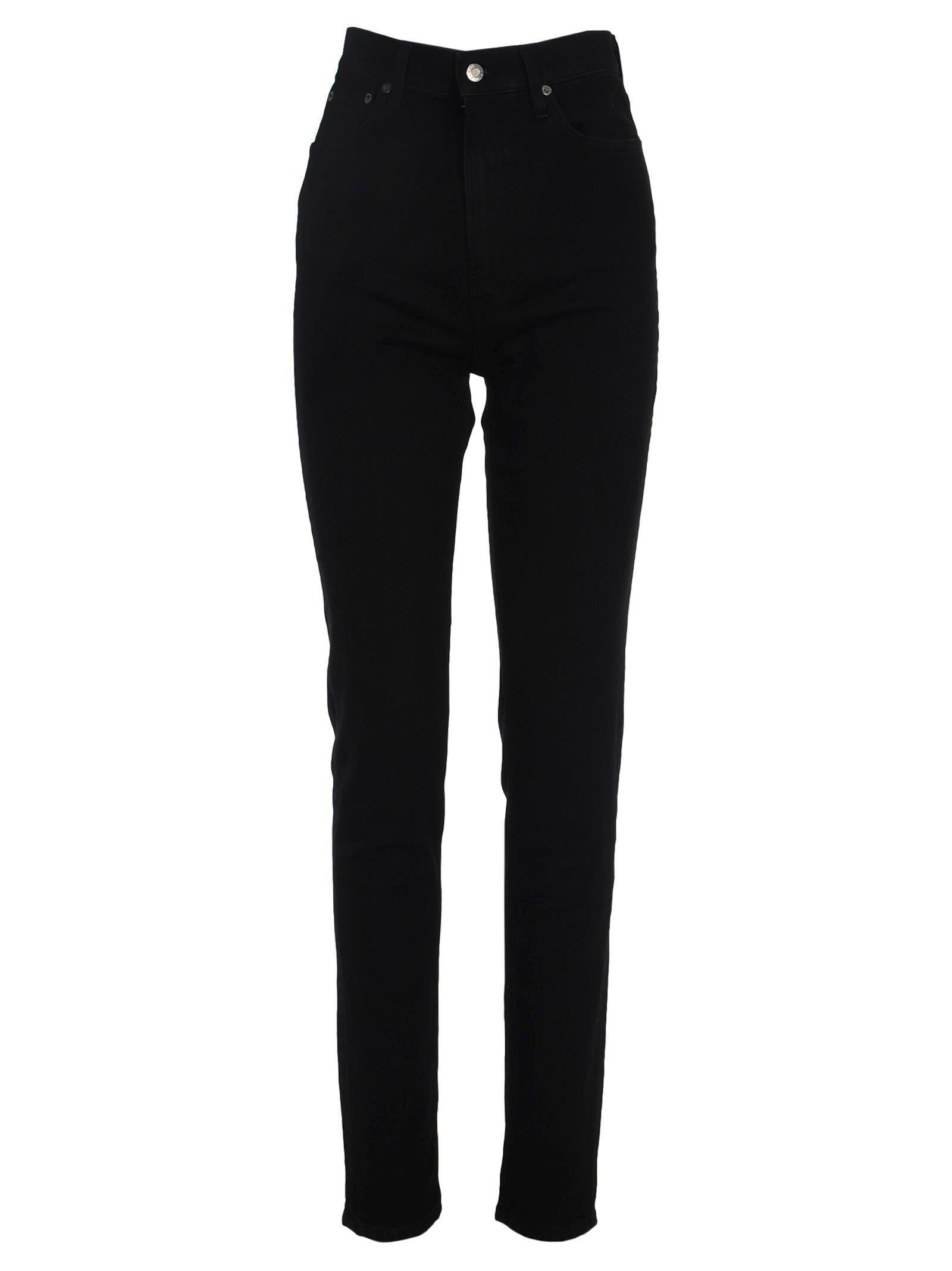Helmut Lang Hfemme High Waist Jeans