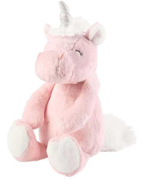 Baby Girl Unicorn Plush   Carters.com