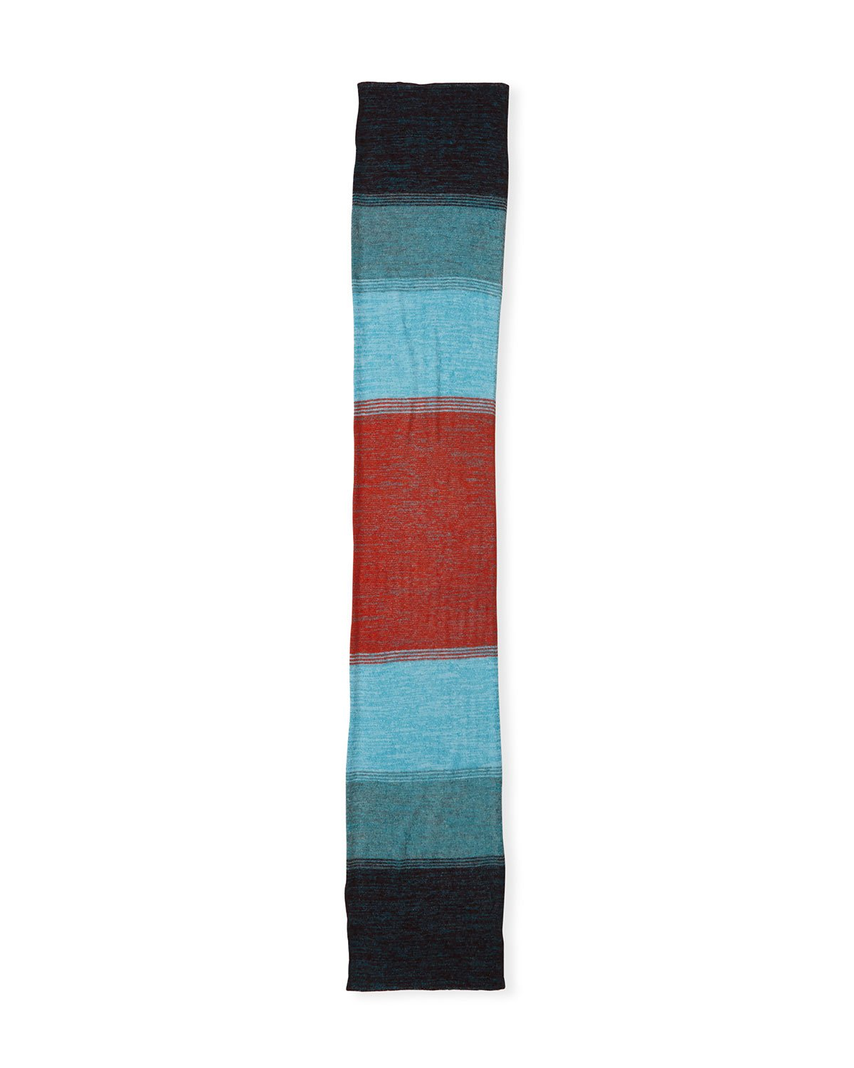 Missoni Striped Ombre Scarf