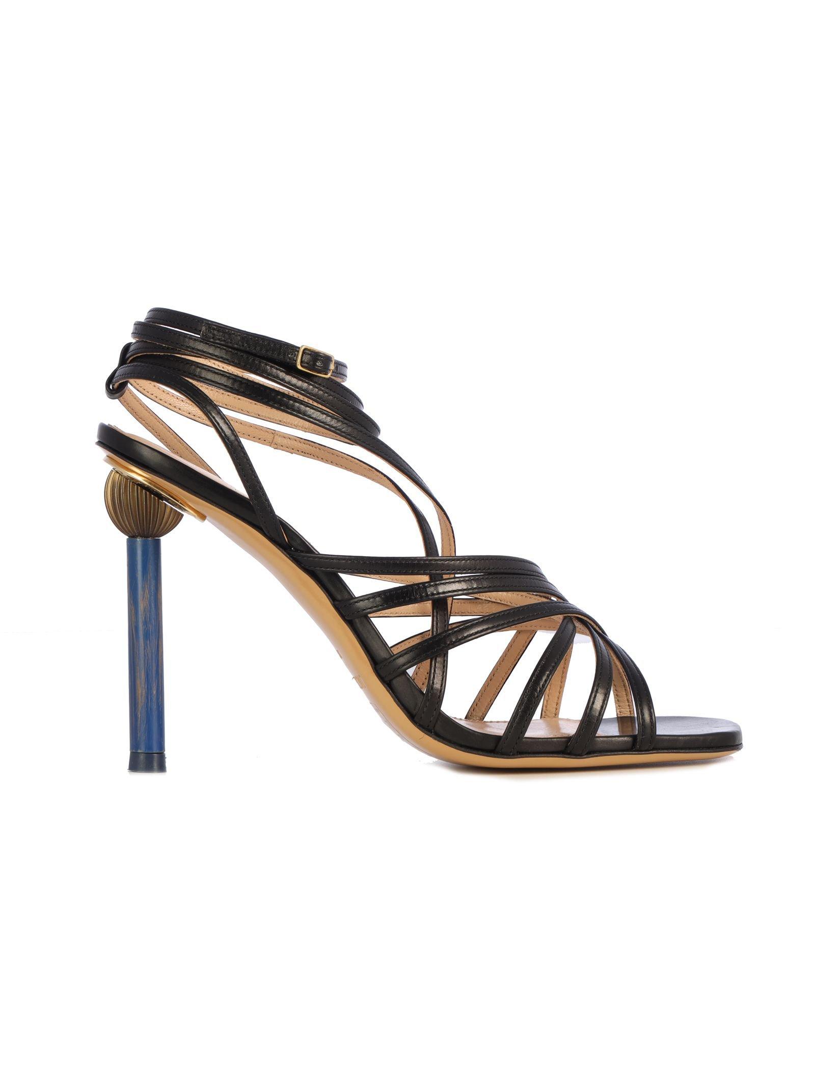 Jacquemus Strappy Sandals