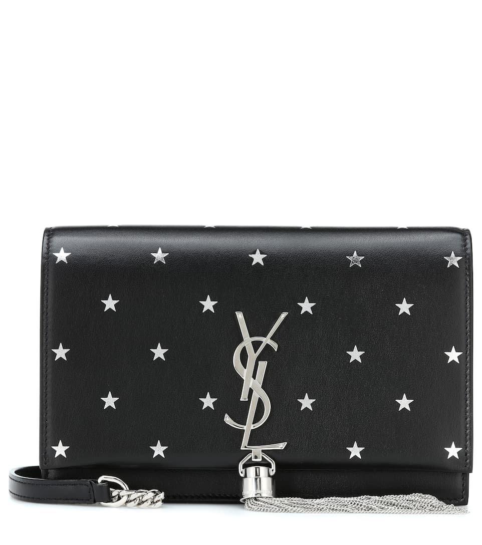 Kate Leather Shoulder Bag - Saint Laurent   Mytheresa
