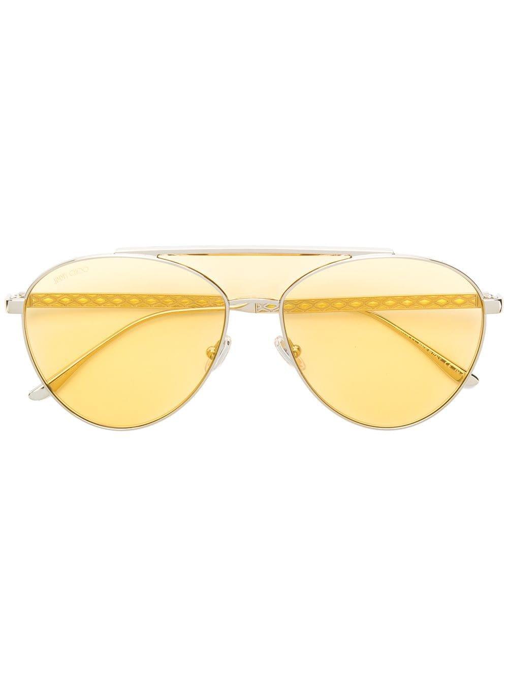 Jimmy Choo Eyewear Ave Sunglasses