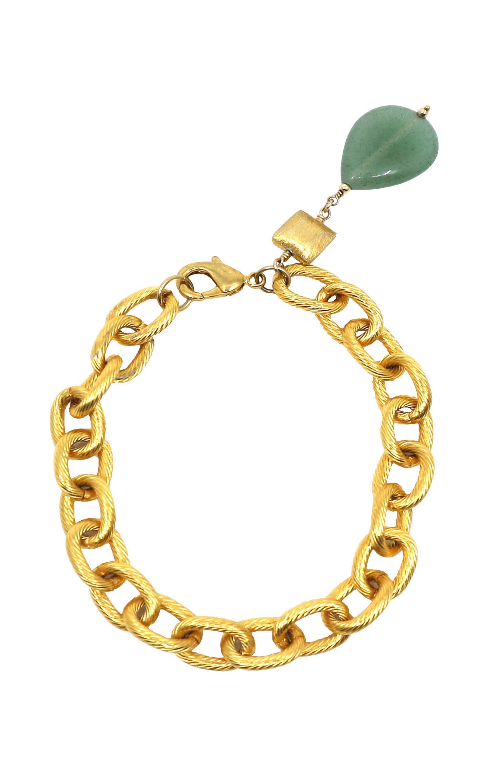 Petite Grand x Bondi Born Blair Jade Chain Bracelet
