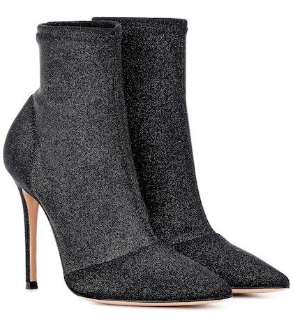 Elite neoprene ankle boots