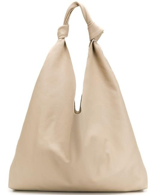 Lyst - The Row Bindle Tote in Natural