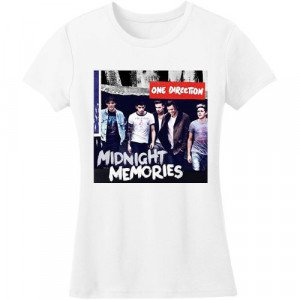 One Direction Midnight Memories Junior Top - One Direction - O - Artists/Groups - Rockabilia