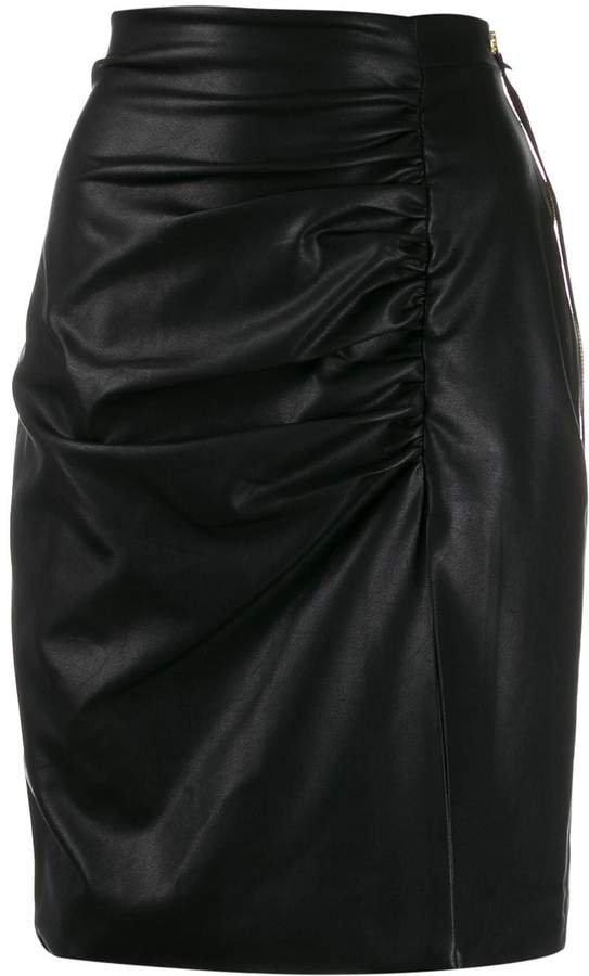 Nineminutes side slit skirt