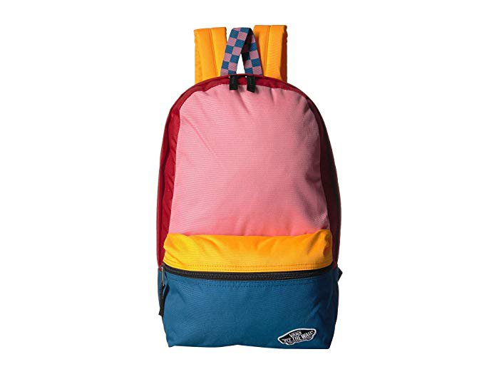 Vans Calico Backpack at Zappos.com