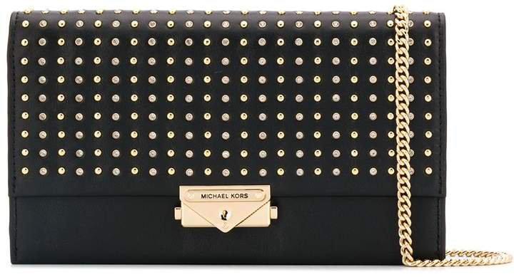 large Cece studded crossbody bag